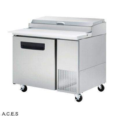 GREENLINE PIZZA PREPARATION REFRIGERATION 1 Door