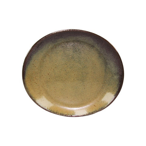 tablekraft ARTISTICA ROUND BOWL-FLARED 230x55mm REACTIVE BROWN