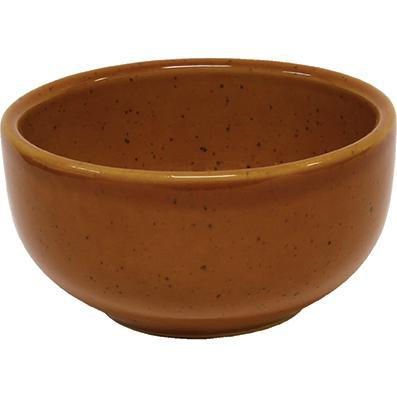 tablekraft ARTISTICA ROUND BOWL 125x70mm HAZELNUT