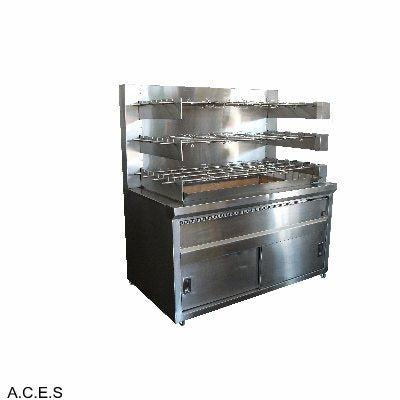 SHEFFIELD Charcoal Chicken Rotisserie (Narrow)