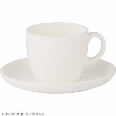 Royal Bone China SAUCER-COFFEE CUP 140mm ASCOT FOR 95045/6/7 (B1012)