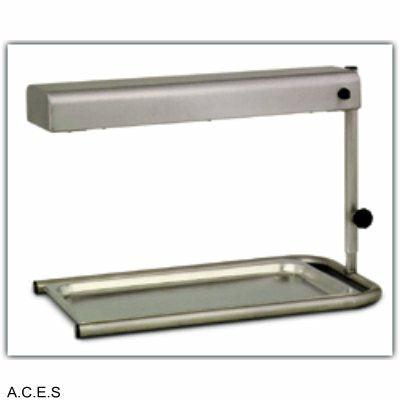 ROLLER GRILL Counter Display - Quartz Lamp