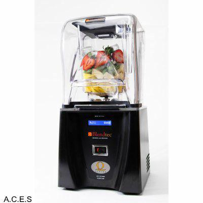 Blendtec On Counter Wildside  Q Series Package