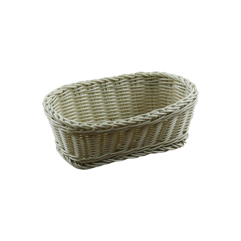 BREAD BASKET POLYPROPYLENE RECTANGLE 240x125x90mm