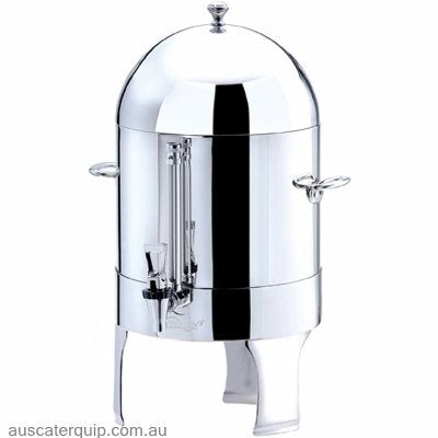 Hyperlux COFFEE URN- 18/10 8LT 585x379x265mm DOUBLE WALL