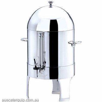 Hyperlux COFFEE URN- 18/10 12LT 610x447x302mm DOUBLE WALL