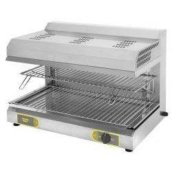 ROLLER GRILL Salamander - Electric Unit  Fixed Top 4.4 KW