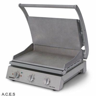 ROBAND 8 SANDWICH GRILL Smooth Top