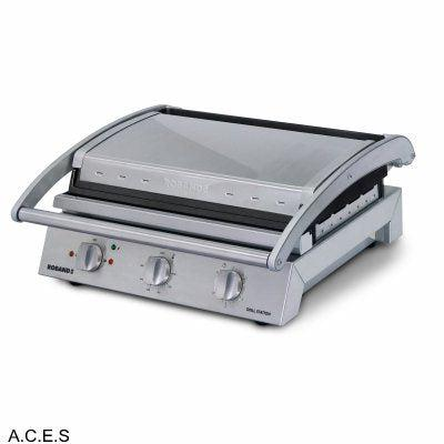 ROBAND 8 SANDWICH GRILL Teflon Ribbed top