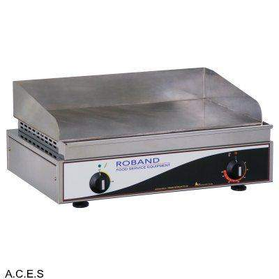 ROBAND 520 mm wide GRIDDLE HOT PLATES 10 Amp