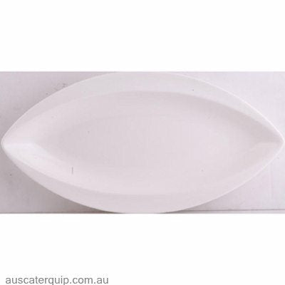 Royal Bone China BOAT PLATTER-180x350mm ASCOT (B3701)