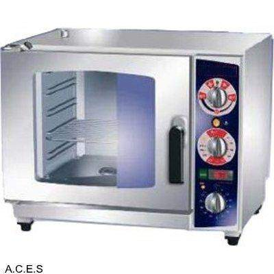 LAVA COMPACT DIRECT STEAM COMBI OVEN ELECTRONIC 5 TRAYS