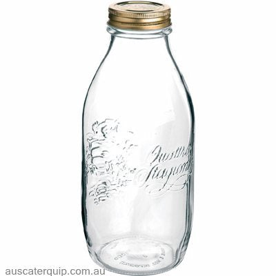 Bormioli Rocco QUATRO STAGIONI-BOTTLE 94mm 1.0lt (3.65600) 340-030 lid
