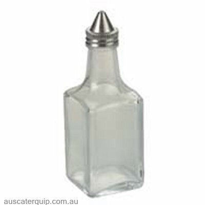 OIL/VINEGAR BOTTLE-GLASS 180ml
