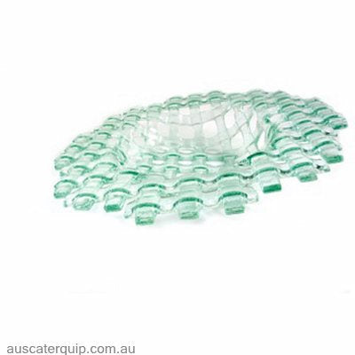 Han LATTICE BASKET-ROUND 530mm CLEAR