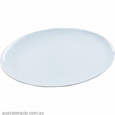 JAB OVAL PLATTER 410mm COUPE WHITE