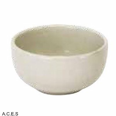 tablekraft ARTISTICA ROUND BOWL 125x70mm SAND