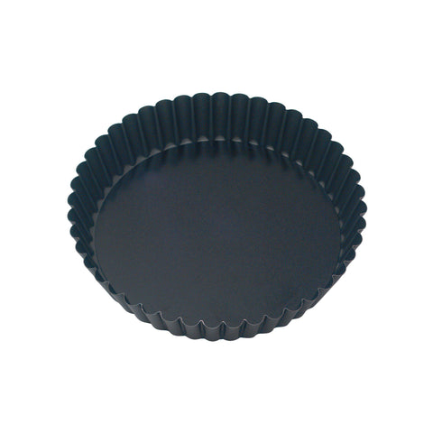 Guery CAKE PAN-ROUND FLUTED 180x40mm LOOSE BASE NON-STICK