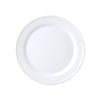 Royal Porcelain ROUND PLATE-185mm CHELSEA RAISED RIM (4045)
