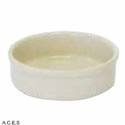 tablekraft ARTISTICA ROUND DISH/TAPAS 160x40mm SAND