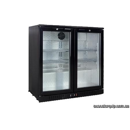 Exquisite  Back Bar Chiller 208L