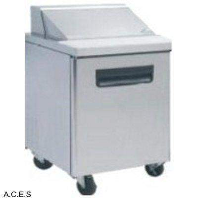 GREENLINE COMPACT PREPARATION BENCH REFRIGERATION 1 Door
