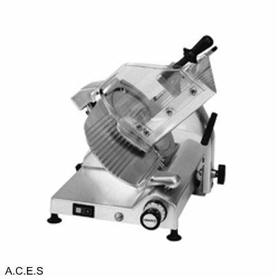 Brice Manual 350mm Gear Driven Slicer (Lrge capacity)
