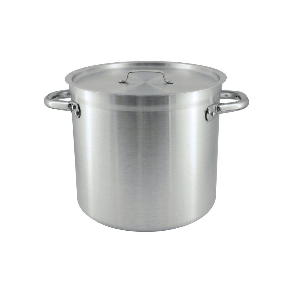 "Chef Inox STOCKPOT-ALUM 140.0lt 580x519x4mm ""PREMIER"""