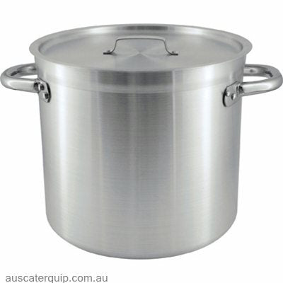 "Chef Inox STOCKPOT-ALUM 50.0lt 405x385x4mm ""PREMIER"""