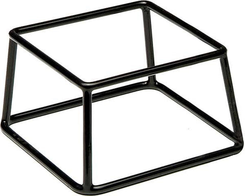 "APS BUFFET STAND-180x180x100mm, STACKABLE  NON-STICK""MULTI"""