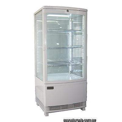 EXQUISITE Countertop Chiller w/LED internal