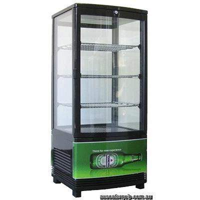 EXQUISITE CounterTop Chiller w/ Light Box