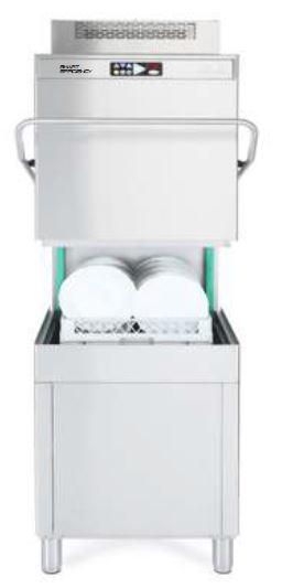 Adler DWA9999 Topline Pass Through Dishwasher w/ Steam Recovery