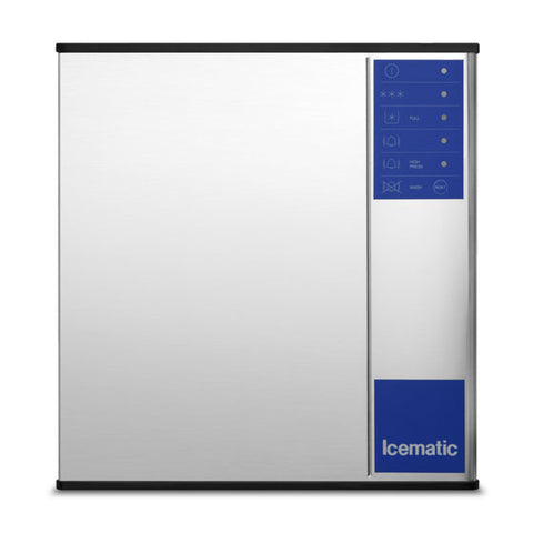 ICEMATIC High Production Large Dice Ice Machine ML132-A
