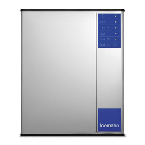 ICEMATIC High Production Slim Line Large Dice Ice Machine ML192-A