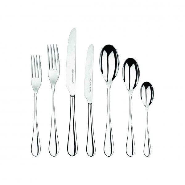 Studio William MULBERRY MIRROR 56pc CUTLERY SET