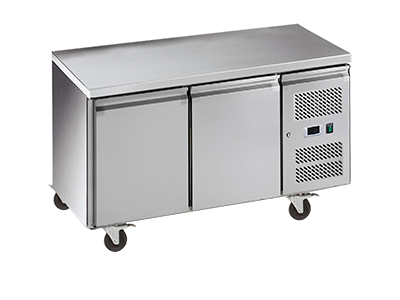 EXQUISITE Under Bench Chillers with Solid Doors 314L