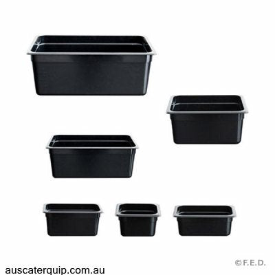 Inox Macel LID-POLYPROP GN 1/1 Various colours
