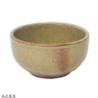 tablekraft ARTISTICA ROUND BOWL 115x55mm FLAME