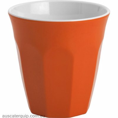 JAB GELATO-ORANGE/WHITE TUMBLER 90mm 300ml (STS0507)