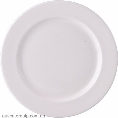 Royal Bone China ROUND PLATE-300mm RIM SHAPE ASCOT (B1008)