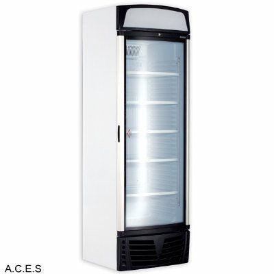 BROMIC Display Fridge w/Curved Door, w/light box- 450L