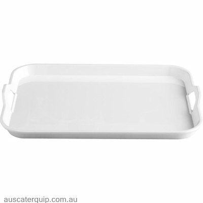 JAB SERVING TRAY W/2 HANDLES 440x320mm (STS0135)