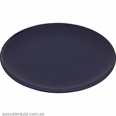 JAB GELATO-NAVY BLUE ROUND PLATE COUPE 200mm (STS0777) X6