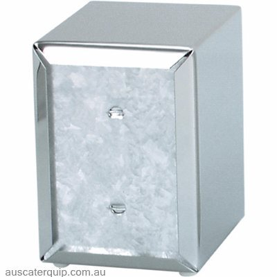 "NAPKIN DISPENSER-S/S ""D FOLD"" 130x95x115mm"