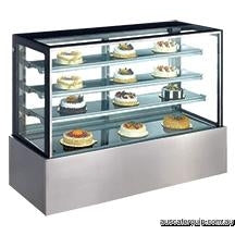 EXQUISITE- Hot Food Display 3 shelf 1.2m