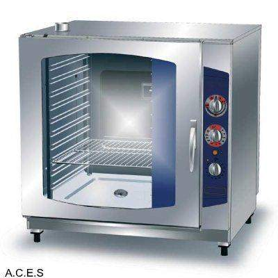LAVA COMPACT DIRECT STEAM COMBI OVEN ELECTRONIC 11 TRAYS 2/1 GN