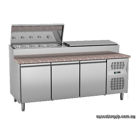 EXQUISITE Sandwich / Pizza Preparation Chillers