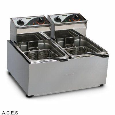 ROBAND  2 PANBenchtop 8L FRYER