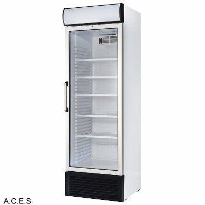 BROMIC Display Fridge with light box, 1 door-438L